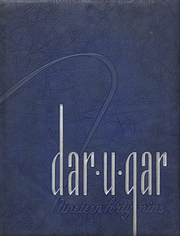 1949 Edition, Compton College - Dar U Gar Yearbook (Compton, CA)