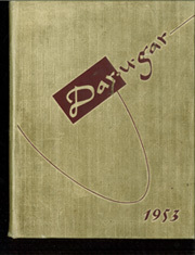 1953 Edition, Compton College - Dar U Gar Yearbook (Compton, CA)