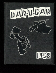 1958 Edition, Compton College - Dar U Gar Yearbook (Compton, CA)