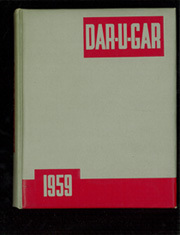 Page 1, 1959 Edition, Compton College - Dar U Gar Yearbook (Compton, CA) online yearbook collection