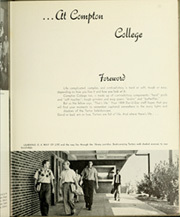 Page 9, 1959 Edition, Compton College - Dar U Gar Yearbook (Compton, CA) online yearbook collection