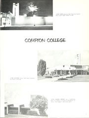 Page 9, 1967 Edition, Compton College - Dar U Gar Yearbook (Compton, CA) online yearbook collection