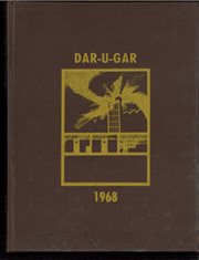1968 Edition, Compton College - Dar U Gar Yearbook (Compton, CA)