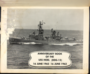 Page 5, 1963 Edition, Hoel (DDG 13) - Naval Cruise Book online yearbook collection
