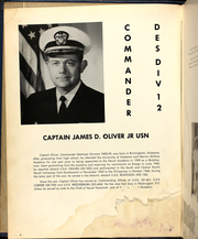 Page 8, 1963 Edition, Hoel (DDG 13) - Naval Cruise Book online yearbook collection