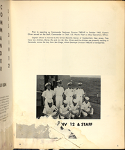 Page 9, 1963 Edition, Hoel (DDG 13) - Naval Cruise Book online yearbook collection