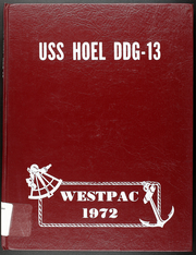 1972 Edition, Hoel (DDG 13) - Naval Cruise Book