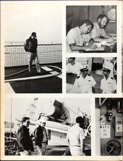 Page 12, 1974 Edition, Hoel (DDG 13) - Naval Cruise Book online yearbook collection