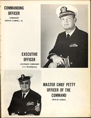Page 7, 1974 Edition, Hoel (DDG 13) - Naval Cruise Book online yearbook collection