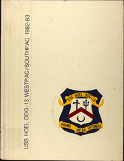 Page 1, 1983 Edition, Hoel (DDG 13) - Naval Cruise Book online yearbook collection