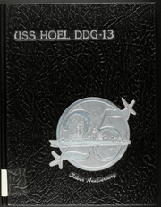 1988 Edition, Hoel (DDG 13) - Naval Cruise Book