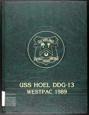 Page 1, 1989 Edition, Hoel (DDG 13) - Naval Cruise Book online yearbook collection