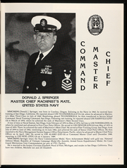 Page 11, 1989 Edition, Hoel (DDG 13) - Naval Cruise Book online yearbook collection