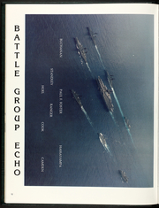 Page 16, 1989 Edition, Hoel (DDG 13) - Naval Cruise Book online yearbook collection