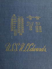 Page 1, 1944 Edition, Heywood Edwards (DD 663) - Naval Cruise Book online yearbook collection
