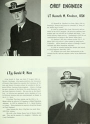 Page 13, 1967 Edition, Hooper (DE 1026) - Naval Cruise Book online yearbook collection