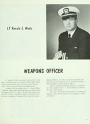 Page 15, 1967 Edition, Hooper (DE 1026) - Naval Cruise Book online yearbook collection