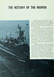 Page 8, 1967 Edition, Hooper (DE 1026) - Naval Cruise Book online yearbook collection