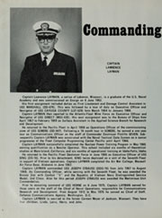Page 8, 1975 Edition, Horne (CG 30) - Naval Cruise Book online yearbook collection