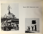 Page 15, 1959 Edition, Hornet (CVS 12) - Naval Cruise Book online yearbook collection