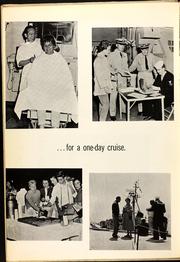Page 12, 1960 Edition, Hornet (CVS 12) - Naval Cruise Book online yearbook collection