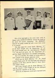 Page 7, 1960 Edition, Hornet (CVS 12) - Naval Cruise Book online yearbook collection