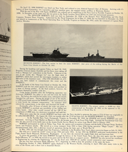 Page 11, 1964 Edition, Hornet (CVS 12) - Naval Cruise Book online yearbook collection