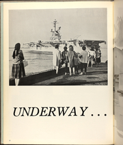 Page 16, 1964 Edition, Hornet (CVS 12) - Naval Cruise Book online yearbook collection
