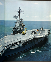 Page 9, 1964 Edition, Hornet (CVS 12) - Naval Cruise Book online yearbook collection