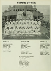 Page 14, 1954 Edition, Howard Gilmore (AS 16) - Naval Cruise Book online yearbook collection