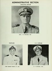 Page 15, 1954 Edition, Howard Gilmore (AS 16) - Naval Cruise Book online yearbook collection