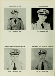 Page 16, 1954 Edition, Howard Gilmore (AS 16) - Naval Cruise Book online yearbook collection