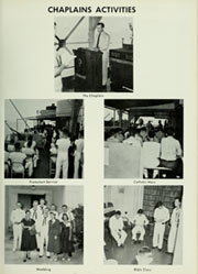 Page 17, 1954 Edition, Howard Gilmore (AS 16) - Naval Cruise Book online yearbook collection