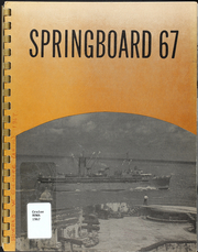 Page 1, 1967 Edition, Howard Gilmore (AS 16) - Naval Cruise Book online yearbook collection