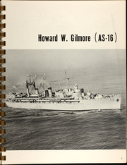 Page 7, 1968 Edition, Howard Gilmore (AS 16) - Naval Cruise Book online yearbook collection