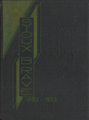 Page 1, 1933 Edition, Sioux Falls College - Sioux Brave Yearbook (Sioux Falls, SD) online yearbook collection