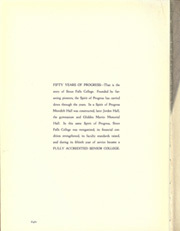 Page 12, 1933 Edition, Sioux Falls College - Sioux Brave Yearbook (Sioux Falls, SD) online yearbook collection