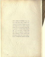 Page 14, 1933 Edition, Sioux Falls College - Sioux Brave Yearbook (Sioux Falls, SD) online yearbook collection
