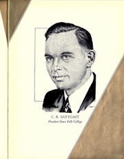 Page 9, 1933 Edition, Sioux Falls College - Sioux Brave Yearbook (Sioux Falls, SD) online yearbook collection