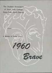 Page 5, 1960 Edition, Sioux Falls College - Sioux Brave Yearbook (Sioux Falls, SD) online yearbook collection