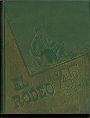 1949 Edition, Cal State Polytechnic College - El Rodeo Yearbook (San Luis Obispo, CA)