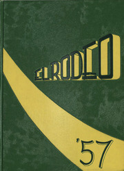1957 Edition, Cal State Polytechnic College - El Rodeo Yearbook (San Luis Obispo, CA)