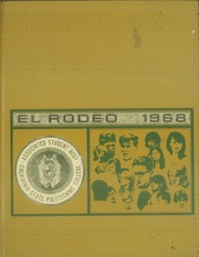 1968 Edition, Cal State Polytechnic College - El Rodeo Yearbook (San Luis Obispo, CA)