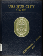 1993 Edition, Hue City (CG 66) - Naval Cruise Book