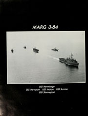 Page 16, 1985 Edition, Inchon (LPH 12) - Naval Cruise Book online yearbook collection