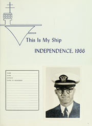 Page 13, 1966 Edition, Independence (CVA 62) - Naval Cruise Book online yearbook collection