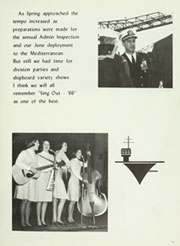 Page 17, 1966 Edition, Independence (CVA 62) - Naval Cruise Book online yearbook collection