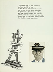Page 7, 1966 Edition, Independence (CVA 62) - Naval Cruise Book online yearbook collection