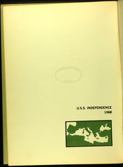 Page 4, 1968 Edition, Independence (CVA 62) - Naval Cruise Book online yearbook collection