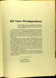 Page 5, 1968 Edition, Independence (CVA 62) - Naval Cruise Book online yearbook collection